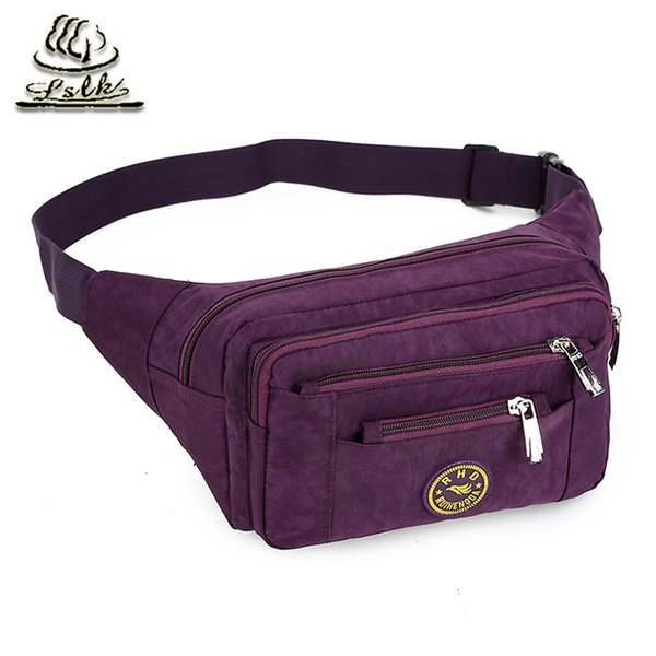 Belt Bag Canvas Large Capacity Wasit Pack High Quality Waist Bag Mobile Phone Pouch Fashion Fanny Pack for Women Men Sling Bag