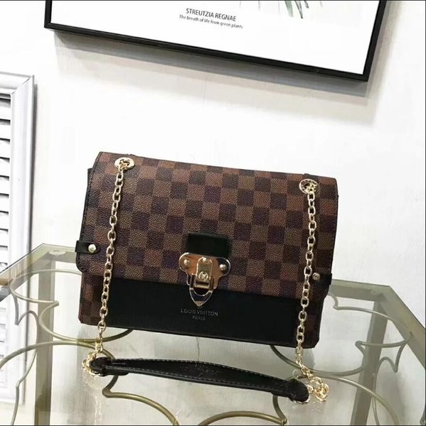 2019 Hot Sale Fashion Vintage Handbags Women's Bags Designer Handbags Wallets for Women Leather Chain Bag Crossbody and Shoulder Bags tag 08