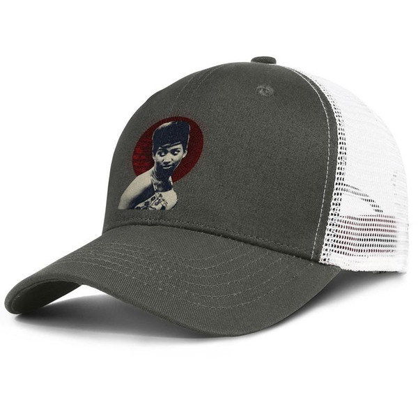 Popular Mesh Baseball hats Men Women-R.I.P Music Queen Aretha-Franklin designer cap snapback Adjustable Golf hats Outdoor