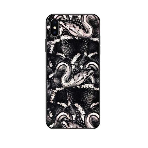 Brand Phone Case for Iphone 6/6s,6p/6sp,7/8 7p/8p X/XS,XR,XSMax Designer Popular MARCEL@ BURL@N Animal Print Back Cover Hot Sale Wholesale