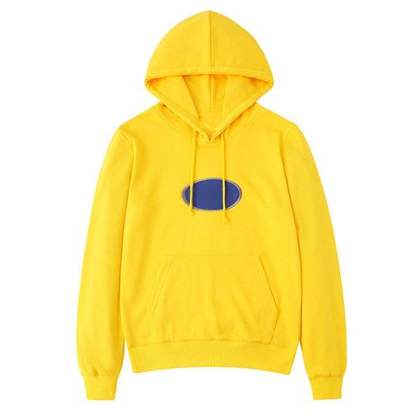 Winter New Brand Sweatshirt Pure Color Designer Mens Women Hoodie Long Sleeve Drawstring Pullover Hiphop Street Letter Print Luxury B101109L