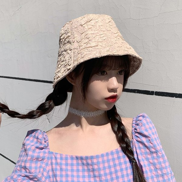 A06215 fil de bulle kaki chapeau de seau
