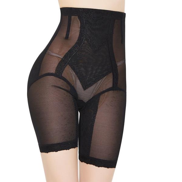 Body Shaper Mujeres Control de la panza Bragas Entrenador de cintura alta Cadera Butt Lifter Adelgaza la ropa interior Modelado Correa pantalones cortos Panty