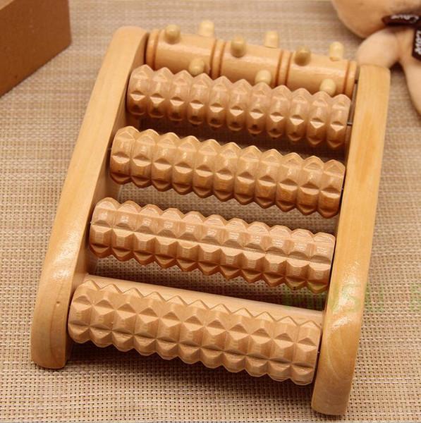 clou seul rouleau cinq rangées semelle en bois masseur ceinture masseur antidérapant
