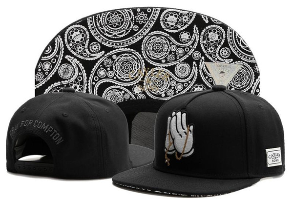 Cappelli snapbacks di Snap Cappelli di moda di Cayler Sons Cappelli Snap Snapback, cappelli europei di snapback di Polo Cap