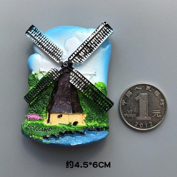 moulins à vent hollandais