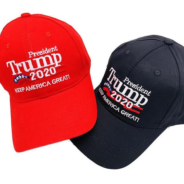 baf05caa New Make America Great Again Trump Baseball Cap 2020 Republican Baseball  Hat Caps Embroidered Trump President Cap 6 Colors Gift