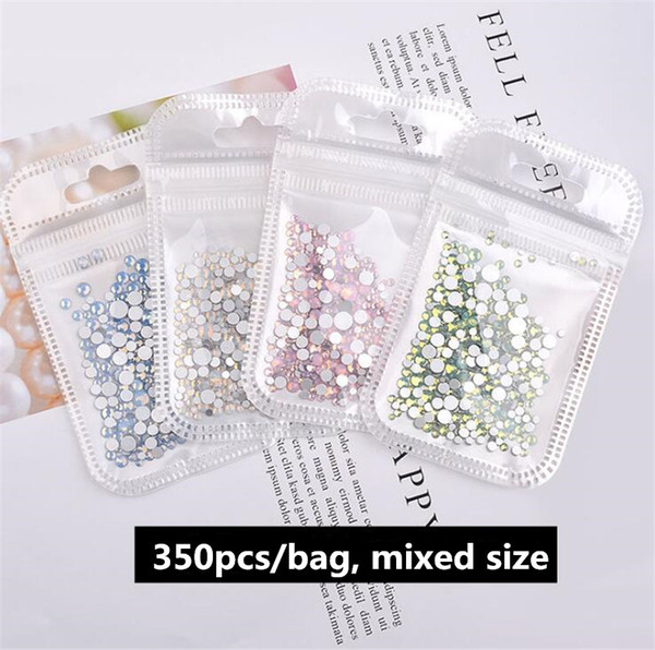 best selling Nail Art Jewelry Flat Drill International Trade A Diamond Snow Crystal Glass Drill Small Diamond Zircon Nail Art Decorations free ship 100