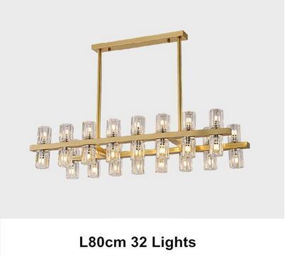 L80cm 32 lights