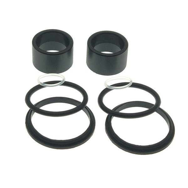 PC Black Drip Tip Mouth Holder Wide Bore Mouthpiece Silicone Ring Seal Up For Stick V9 Max Kit Vape Vaporizer High Quality Hot Cake
