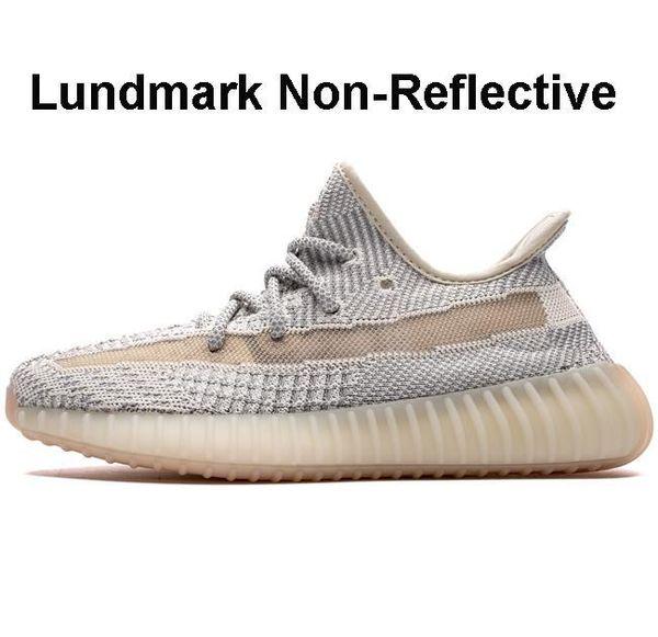 Lundmark nicht reflektierend