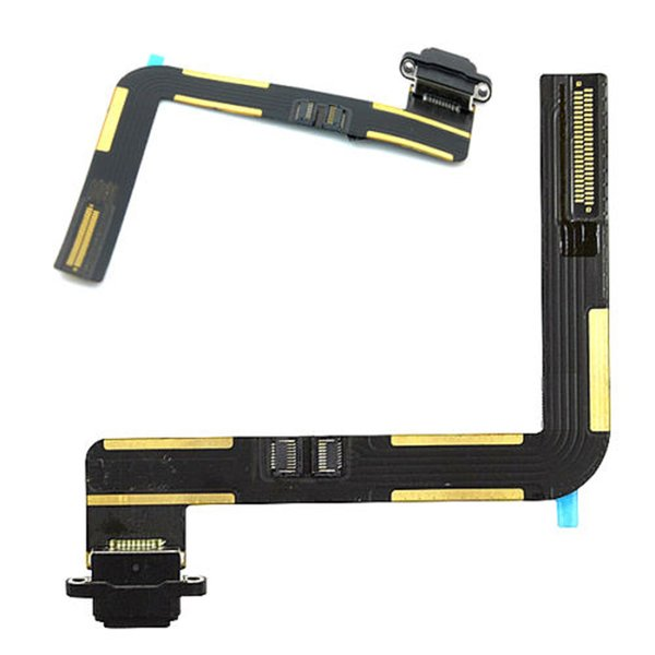 50pcs tested high quality new charger Dock Connector charging port USB Flex Cable for iPad Air 1 ipad 5 for A1822 2017