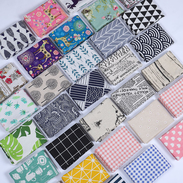 best selling Cotton And Linen Tea Towel Leaf Printing Table Napkin Water Uptake Dinner Cloth Many Styles 4 5sd C
