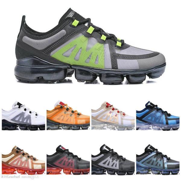 010 Cpfm X Vpm 19 Chaussures de course Smile Designer Marque Original Baskets De Mode Look Hommes Femmes Sport Baskets Taille 5.5-11