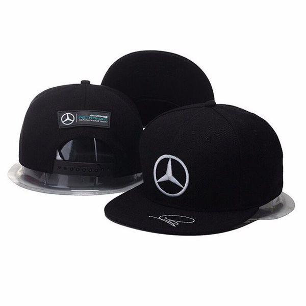 Good Fashion Brand F1 Racing Cap Casquette Adjustable Snapback Hats For Men Women Hip hop Basketball Baseball Hat Street Dancing bone gorras