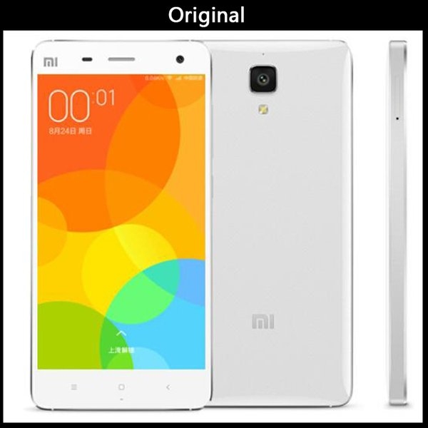 cheap phone from china Xiaomi Mi4 4G FDD-LTE MIUI 6 Quad Core RAM 2GB ROM 16GB 5.0 inch 1920*1080 FHD 13.0MP china dual sim phone android