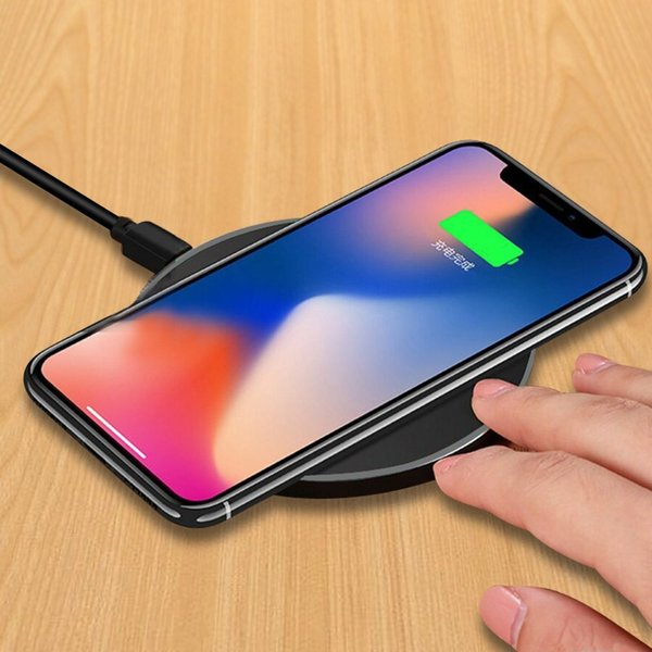 usa cheap sale best service get cheap For Samsung Galaxy S7 Edge S8 Plus S6 Chargers Wireless Fast Charger  Charging Pad Mobile Phone Accessory Charger Case Coque Etui Cell Phone  Cases ...