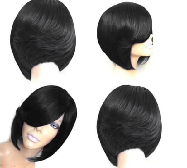 Perulu 100% İnsan Saç Vücut dalga Demetleri Ile 7X7 Dantel Kapatma doğal Renk 4 Adet / grup Vücut Dalga Saç Uzantıları Ile 7 7 Kapatma