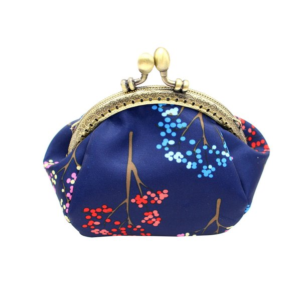 Maison Fabre Famous Cute Printing Small Wallet For Women Landscape Flower Pattern Mini Hasp Coin Purses Money Card Handbags 7.03