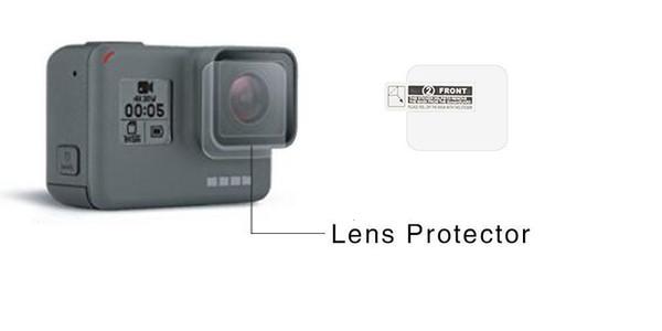 Len Protector-für GoPro 7 schwarz