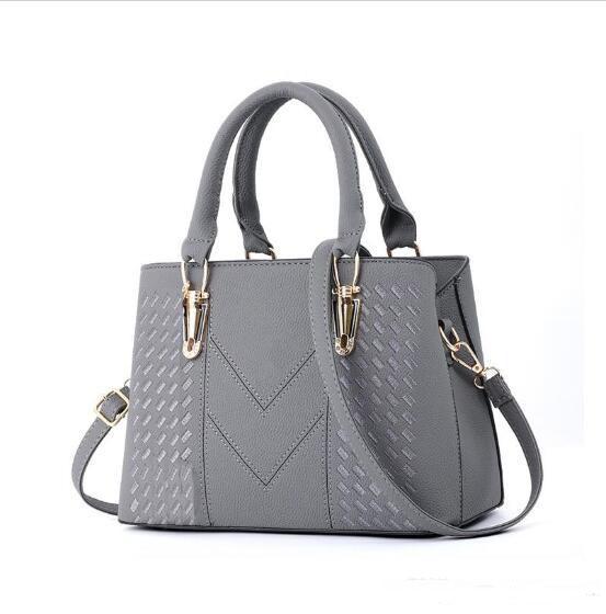Wholesale - Designer handbags Fashion Female Shoulder Bag Nubuck Leather women handbags Vintage Messenger Bag Motorcycle Crossbody Bags Wome
