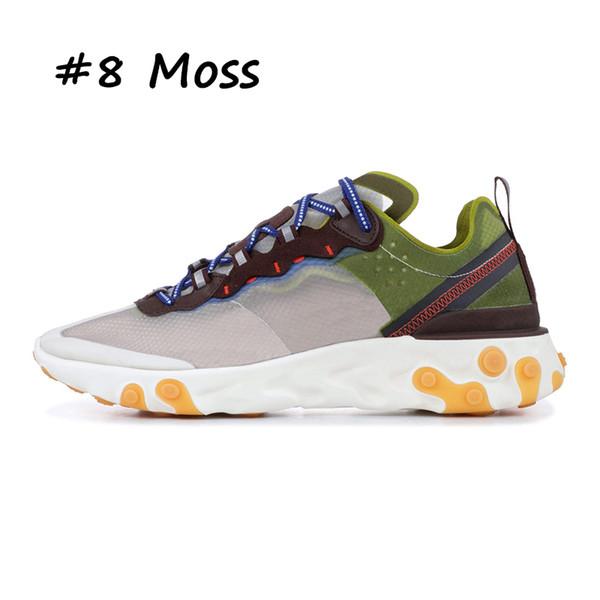 8 Moss