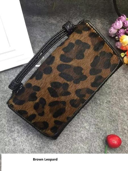 kahverengi Leopard