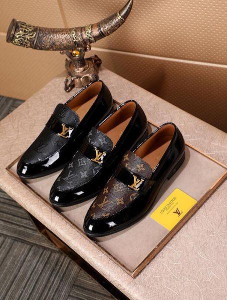 Haute qualité Chaussures habillées formelles pour hommes doux marques Véritable Chaussures en cuir Pointu Hommes Toe Designe affaires Oxfords Casual chaussures Taille 46