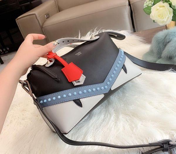 Brand fashion luxury shopping purse clutches fashion satchel shoulder bag handbag presbyopic bag clutch card Brand Classic 25cm city bag