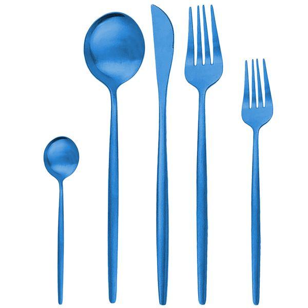 30pcs azul