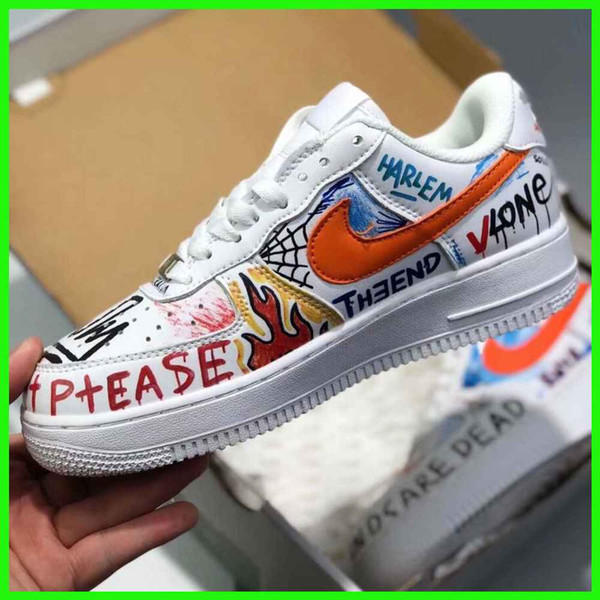 ap The Vlone Air Running Force Hyywell48 A 45 74Dhgate Teases Hawaii 36 Sports X 2019 Nike Forcing Graffiti Sneakers From 1 Bari Shoes com qUzMpSVG