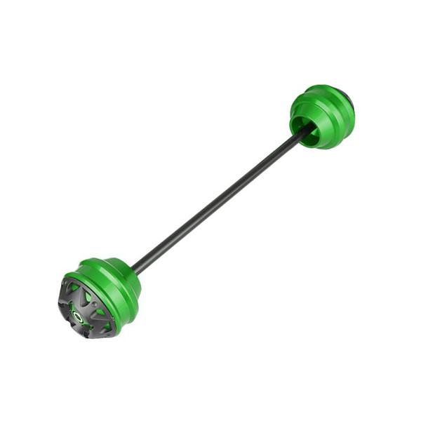 verde ruota anteriore