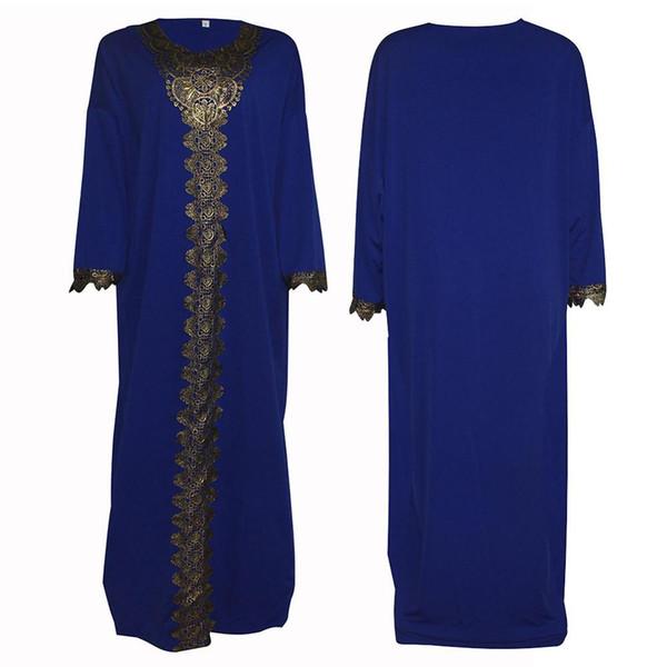 Dress-Blue One Size China