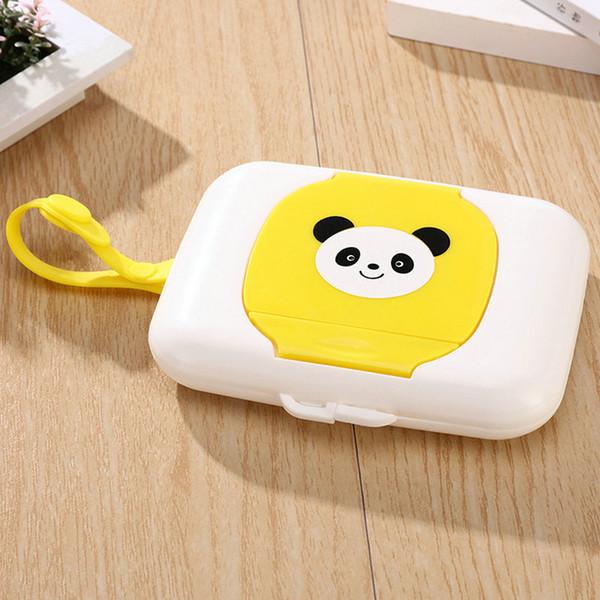 Travel Stroller Kid Baby Wipe Case Box Baby Wipes Dispenser Portable water tissue case