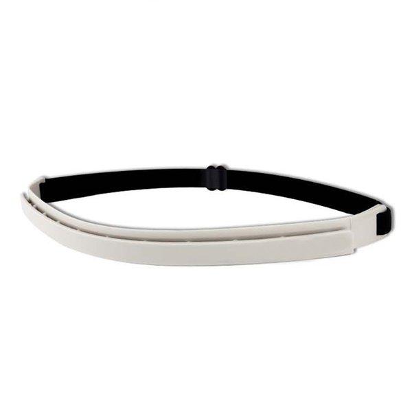1 adet unisex silikon ter bandı kaymaz ayarlanabilir kafa bandı için koşu yoga spor asd88