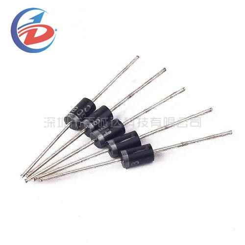 20PCS/Pack HER508 5A 1000V DIP High Efficiency Rectifier Diode