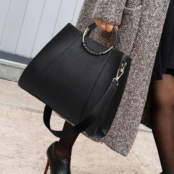 Luxury Handbags Women Messenger Shoulder Bags Designer Big Tote Female Set Bags For Women Leather Ladies Hand Bags Women's