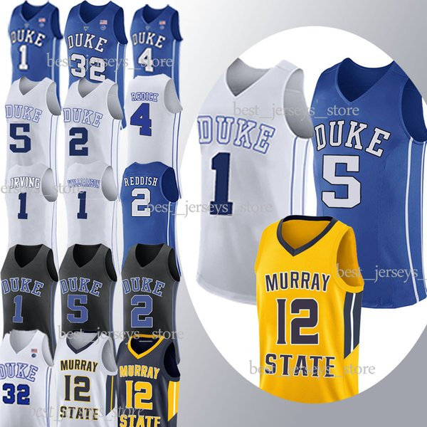 04 Cam Rötlich NCAA Duke 1 Zion Williamson Jerseys 32 LAETTNER 4 redick College Basketball Hot Verkauf Jersey Sportbekleidung 63636
