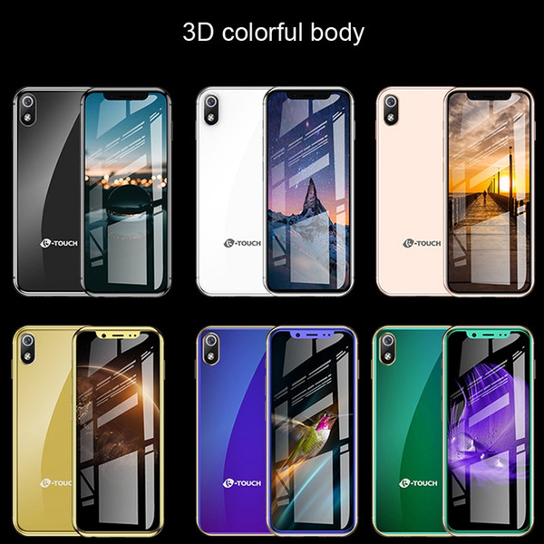 Gift! Global Version Super Mini Mobile phone Android 8.1 16GB/32GB/64GB ROM Face Recognition student 4G LTE Smartphone Original Cellphones