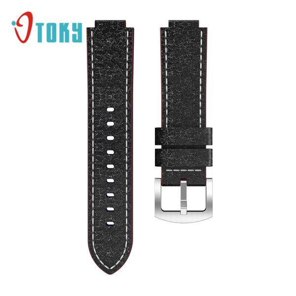 Großhandel 2019 Heißer Verkauf OTOKY Luxus Ersatz Leder Uhr Armband Für Garmin Vivoactive Acetat Classic Großhandel # 40 Von Grandliu, $23.53 Auf