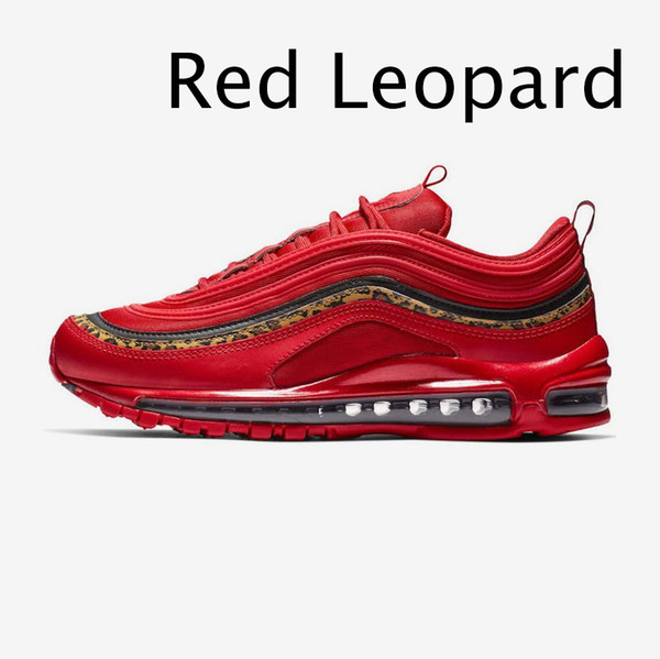 Красный Леопард