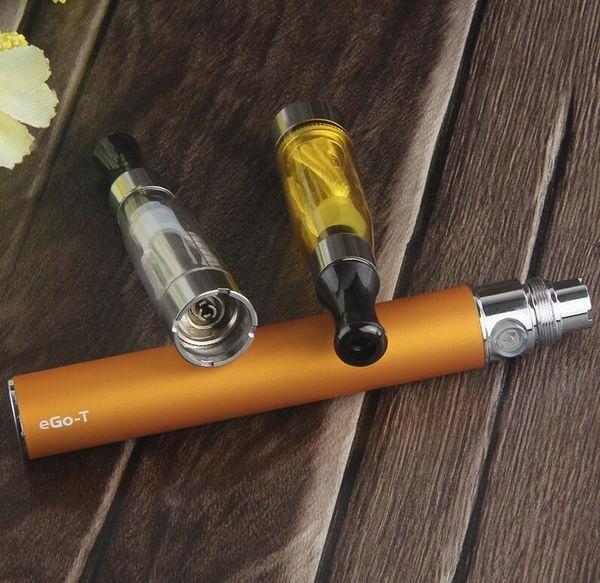 EGO T Ce4 Blister Atomizer Vape E Liquid Electronic Cigarette Kit 40w E-cigarettes Hookah 1.6ml Electronic Cigarette usb charger pen
