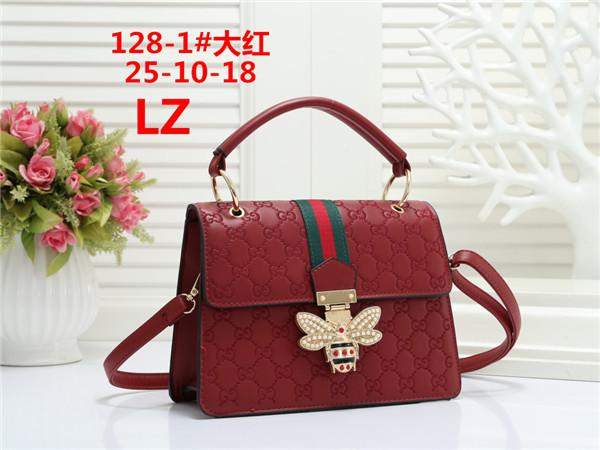2019 hot luxury women models high quality brand design Shoulder Bags ladies fashion New style messenger bag free shipping #128-1