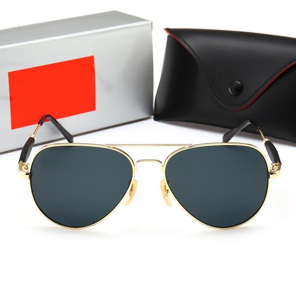 RayBan RB3517 Laranja Brilhante Laranja Quadrado Óculos De Sol Cinza Lens Gradiente Designer de Moda Óculos De Sol / gafa de sol Nova Marca com Caixa