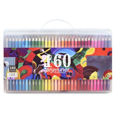 160 lápices aceitosos