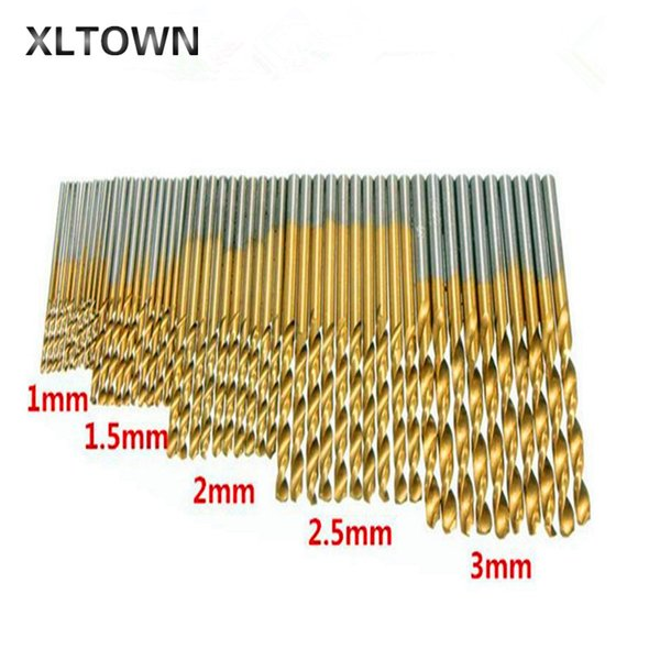 10 Stück Bit Bohrer Titan in der Grösse 2.0mm