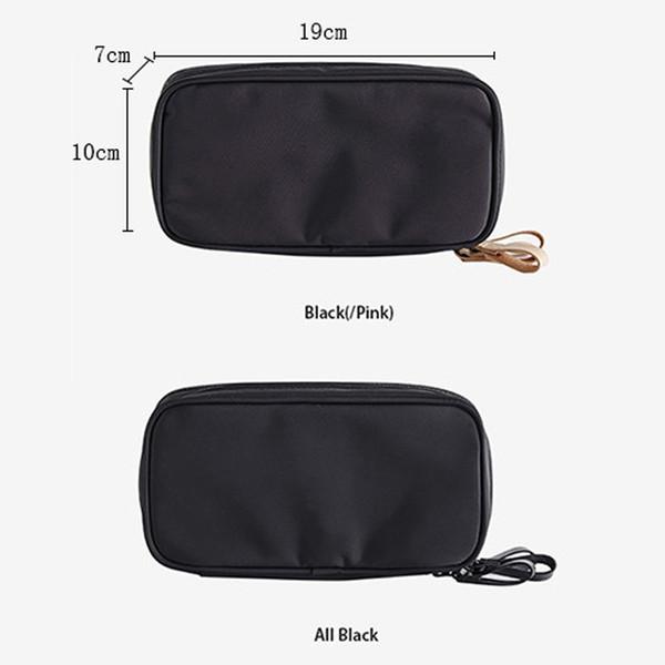 Cosmetic Bags Women Makeup Bag Travel Organizer Professional Storage Brush Necessaries cosmetic Toiletry wash Bag Bolsas