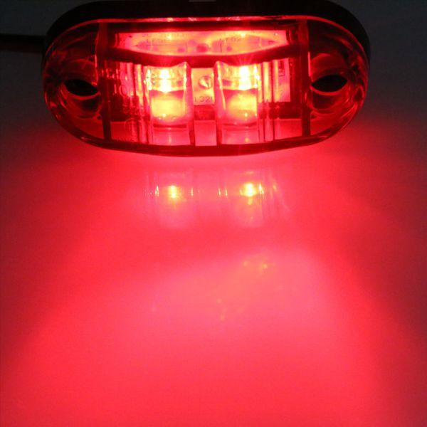 Emissione del colore: Rosso