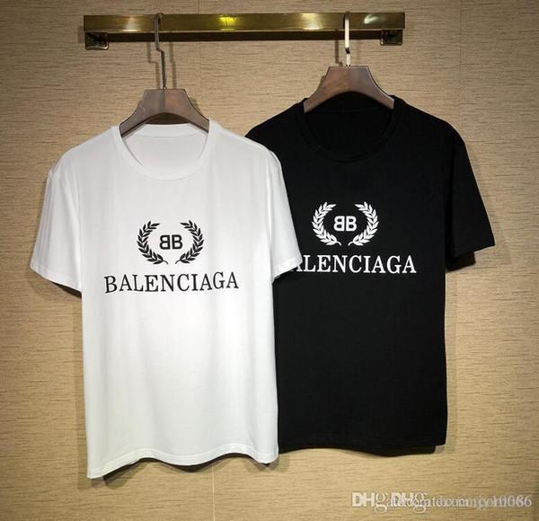 2019 T-shirt polo hommes d'été italien Polo T-shirt Roche Medusa T-shirt