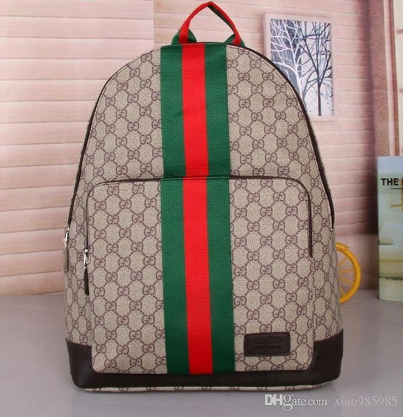 best selling Designer Man Travel Backpack Women Bags Fashion Student School Bags Shouder Bag Large Capacity Backpack Letter Unisex